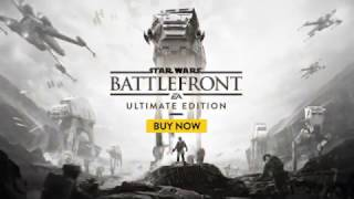 STAR WARS Battlefront Ultimate Edition Trailer PS4 Xbox One PC