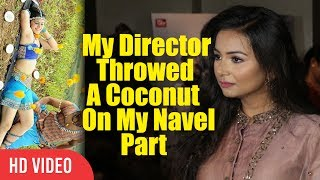 Mrudula Murali Reaction On Tapsee Pannu Comment | My Director Throwed A Coconut On My Navel Part