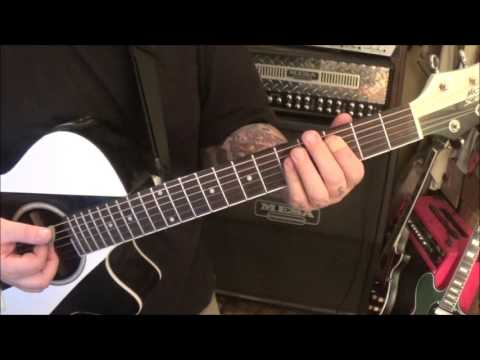 How to Play OVERNIGHT MALE by GEORGE STRAIT - CVT Guitar Lesson by Mike Gross - Tutorial