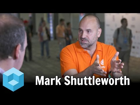 Mark Shuttleworth, Ubuntu - #OpenStack Summit 2016 - #theCUBE