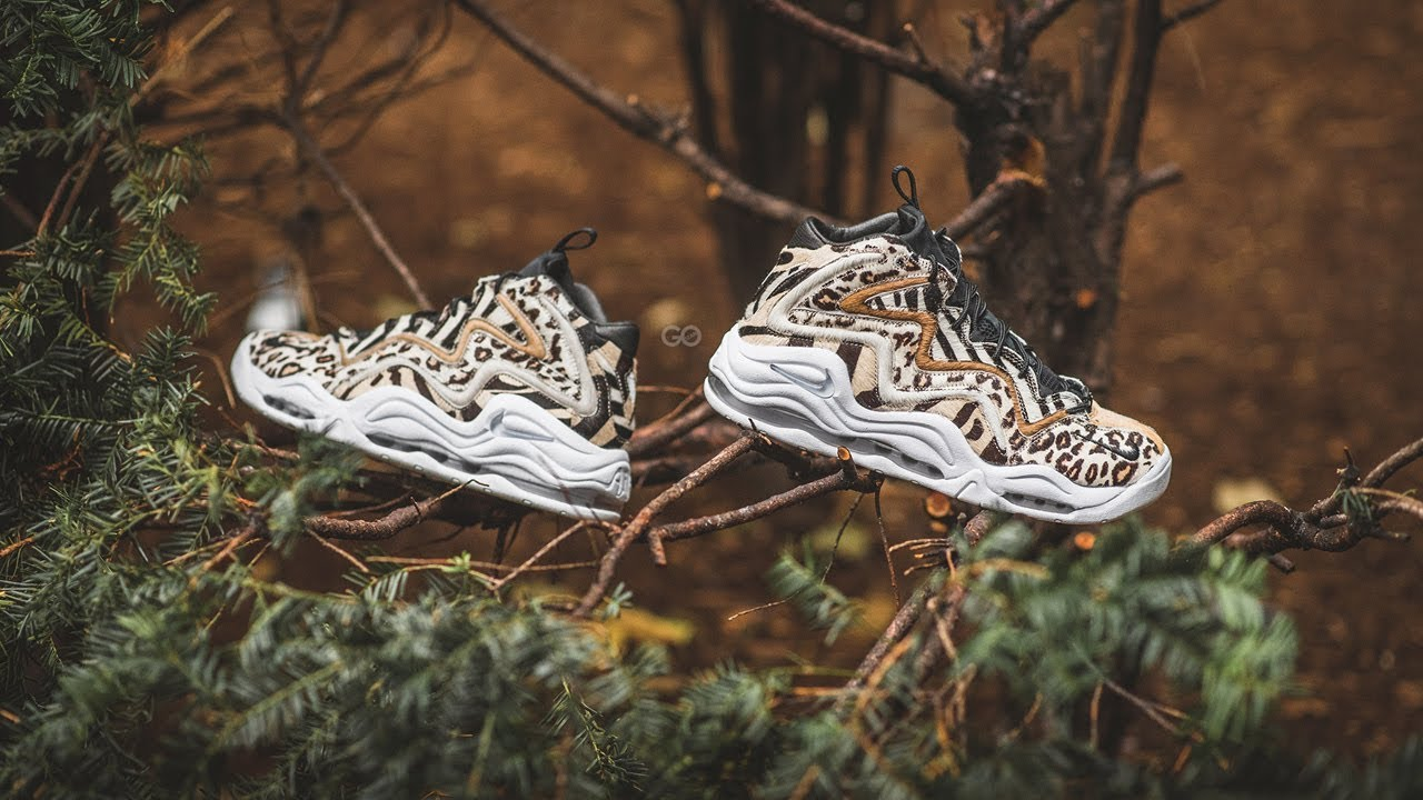 wholesale dealer aace4 104f4 Review  On-Feet Kith x Nike Air Pippen 1