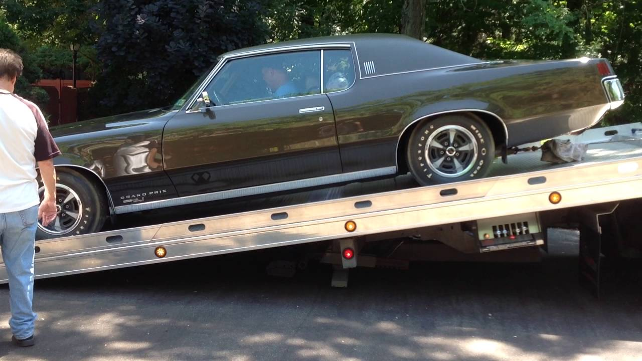 1969 pontiac grand prix sj 4 speed part 6 youtube. Black Bedroom Furniture Sets. Home Design Ideas