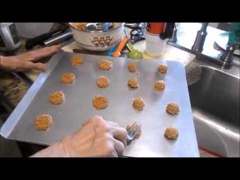 2018-05-26 - cookies and sourdough rice cracker failure