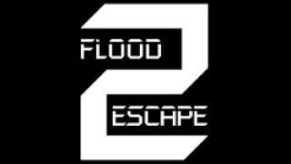 Roblox Flood Escape 2 (Testkarte) - Wasserunfall 2 : Säure (Wahnsinn)