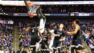 Baylor Basketball (M): Highlights vs. Kansas State