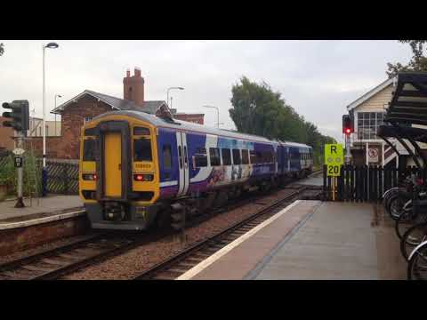 Trains in Beverley