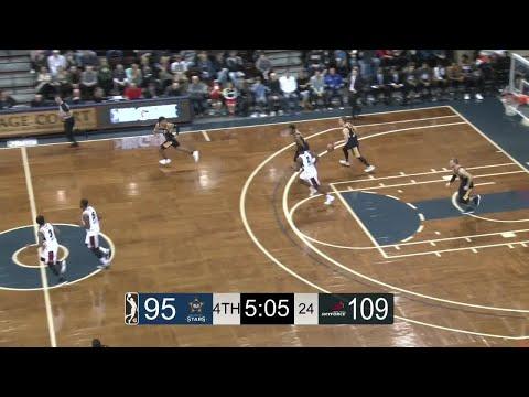 Larry Drew II (13 points) Game Highlights vs. Salt Lake City Stars