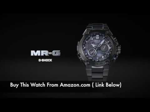 25 G SHOCK   MRGG1000 B Product Feature Review
