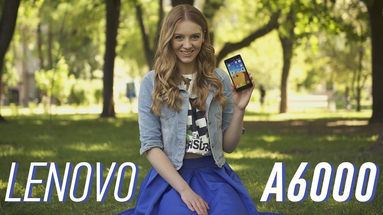 Lenovo A6000 Обзор смартфона - YouTube