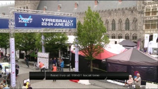 Ypres Rally - Day 2 - Service F