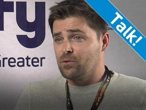 """""""Stargate: Atlantis"""" Interview - Kavan Smith über die Existenz von Außerirdischen - Syfy"""