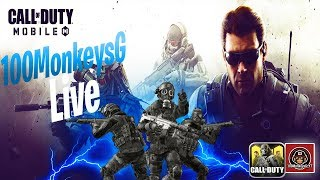Late Night Call Of Duty Mobile Live Battle Royal/Multiplayer