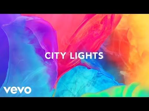 Avicii - City Lights (Lyric Video)
