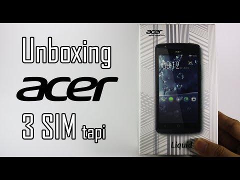Android 3 SIM Acer E700 E39 Indonesia