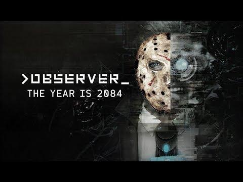 Observer - Прохождение на русском - Первые 40 минут геймплея
