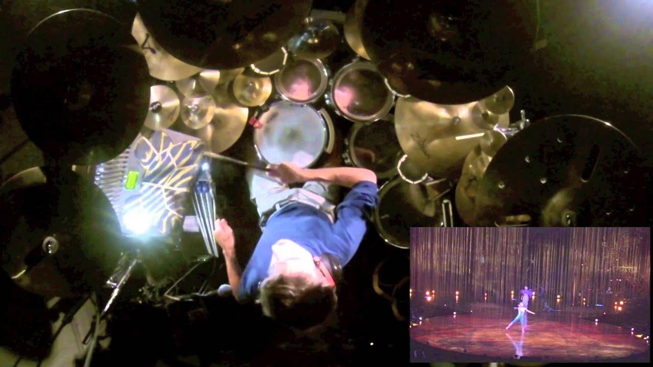"Download Cirque Du Soleil's ""Varekai""'s Baton Twirling (Drummer's Aerial)"