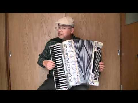Kita Sakaba (北酒場)Accordeon Solo Tatsuo Kubo