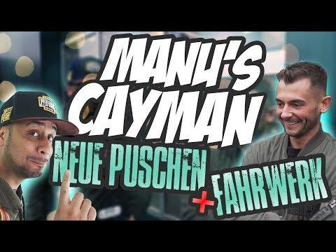 JP Performance - Manu's Porsche 718 Cayman S | Neue Puschen + KW V3+!