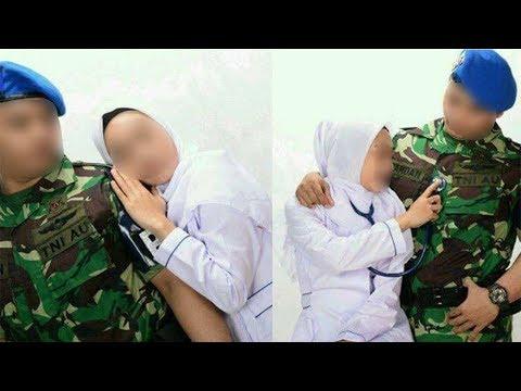 Perawat Cantik Ini Dipacari Anggota TNI Gadungan Sudah Selama 3 Tahun