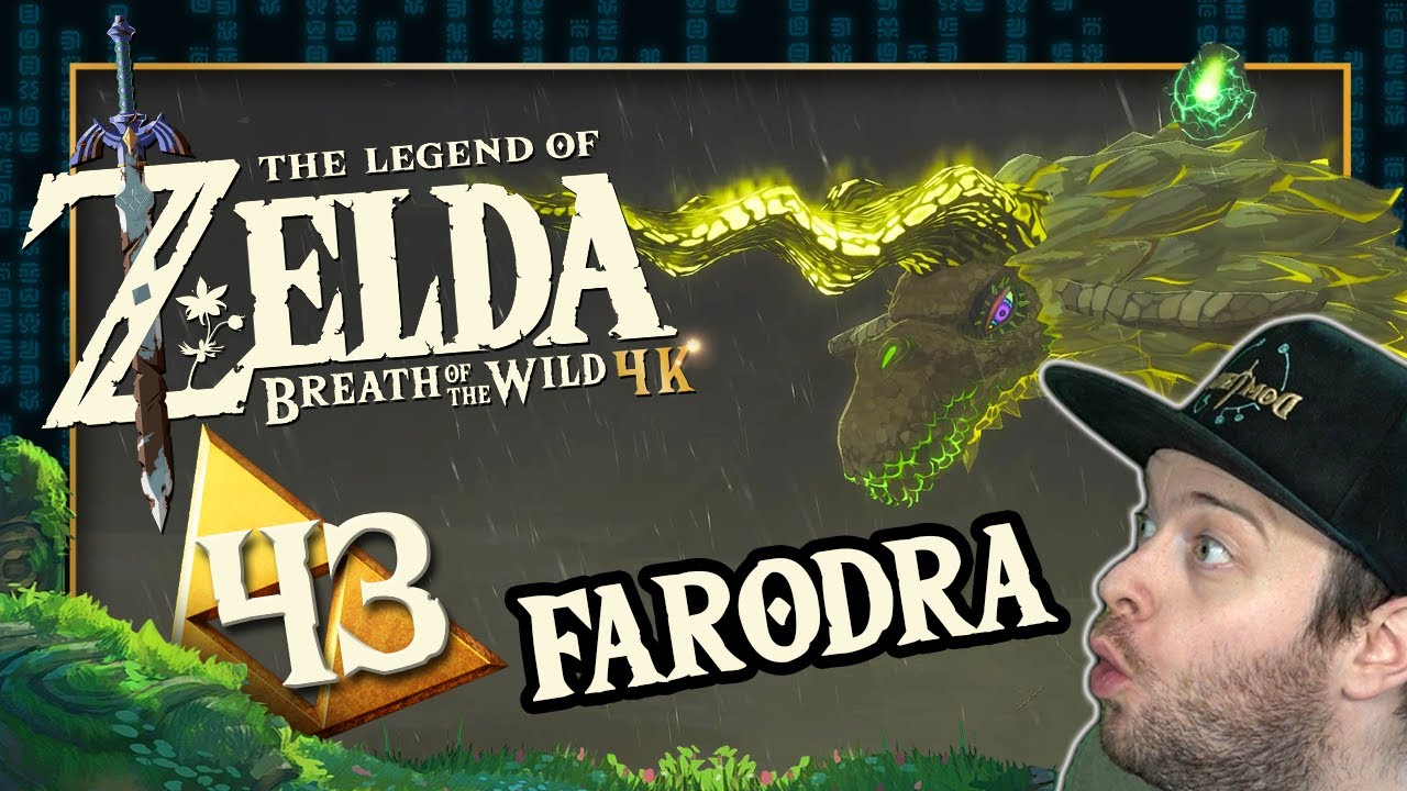 LEGENDÄRER Drache FARODRA! 🌳 THE LEGEND OF ZELDA BREATH OF THE WILD #43