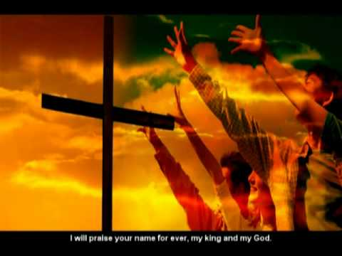 I will Praise Your Name For Ever Psalm 145 - artist: Belamore