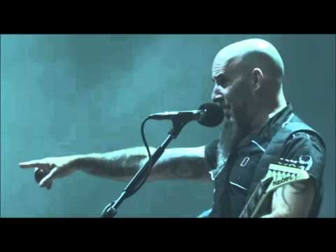 Anthrax - Breathing Lightning track review by RockAndmetalNewz
