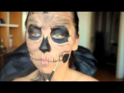 Как сделать макияж зомби фото 461