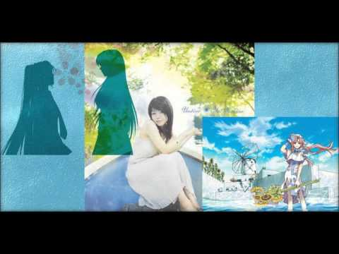 Yui Makino  [Undine] [Aria the Animation] cover by [Hatune MikuV3]&[Megurine LukaV4X]
