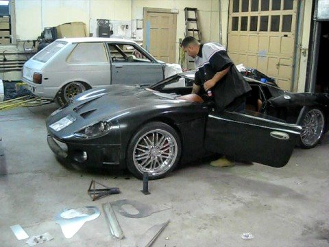 factory five gtm  YouTube