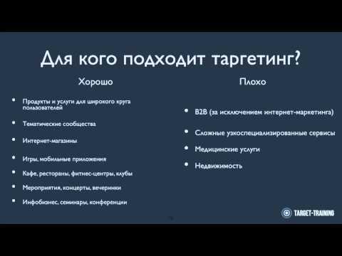 БЕСПЛАТНО СКАЧАТЬ Таргетированная реклама в Facebook и