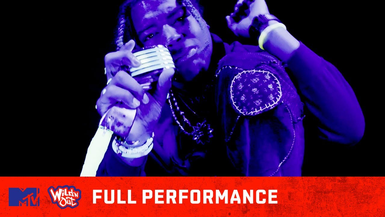 """24kGoldn Performs""""Company"""" 🎤💥 Wild 'N Out"""