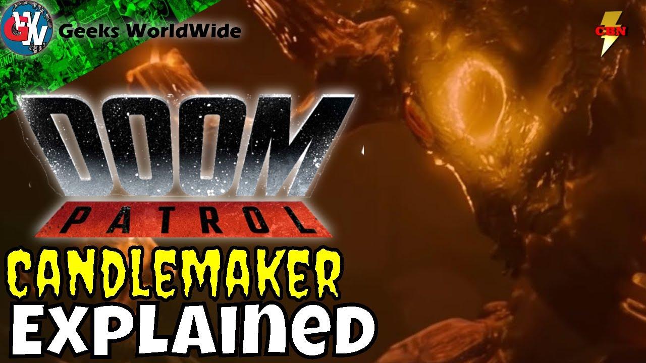 Doom Patrol Season 2 The Candlemaker Explained Dorothy Spinner Imaginary Friend Youtube