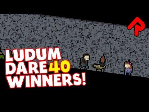 Ludum Dare 40 Winners: Permanence, Lamb Lines, Christmas Present & More! (48-hour compo)