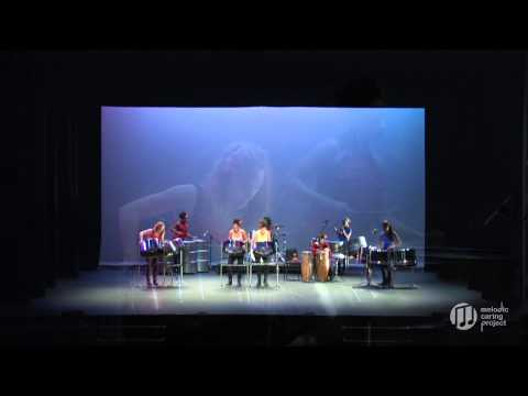 """Global Party 2014: Seattle Women's Steel Pan Project """"Pan Woman"""" and """"Which Way Out"""""""
