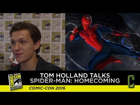 'Spider-Man: Homecoming': Tom Holland Explains How Film Shows a Different Side of Spider-Man