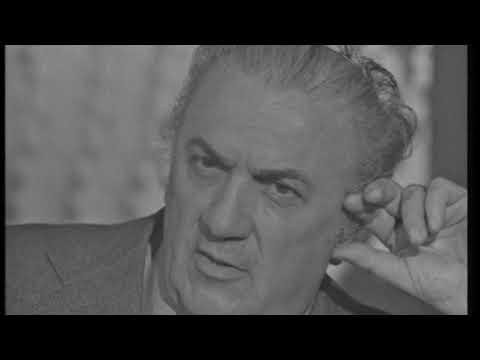 """Fellini degli spiriti - Clip """"Tagliata la donna"""""""