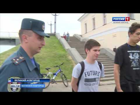 ГТРК СЛАВИЯ Вести Великий Новгород вечерний выпуск 21 06 19