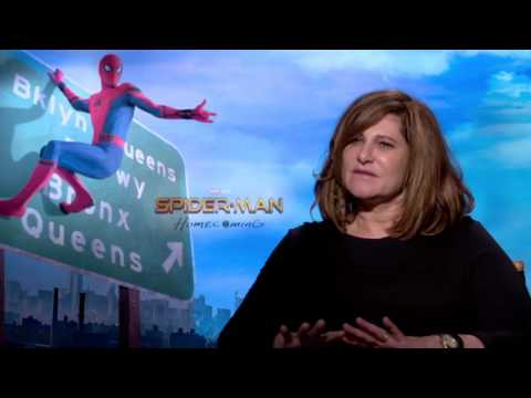 Spiderman Homecoming Amy Pascal Interview