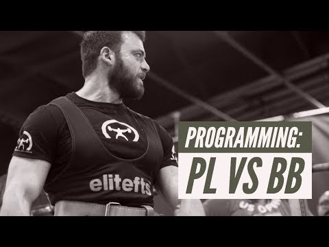 Three Differences Between Powerlifting And Bodybuilding