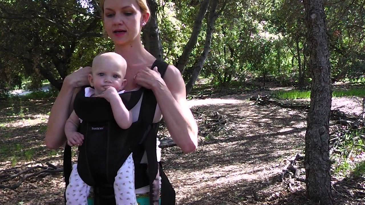 Baby Bjorn Miracle Carrier Mom Review Pros Cons How To Use It