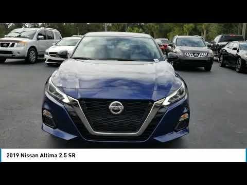 2019 Nissan Altima DeLand Nissan C119224
