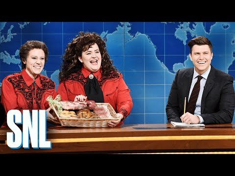 Weekend Update: Smokery Farms - SNL