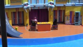 Sea Lion High SeaWorld Orlando