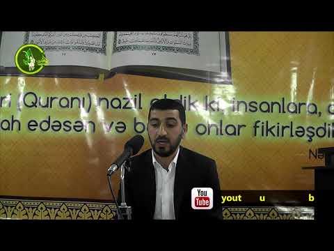 Kərbəlayı Kamal Quran Təfir məclisi 14032018