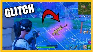 FORTNITE GLITCH LOL! + EPIC VICTORY! | Fortnite - Battle Royale