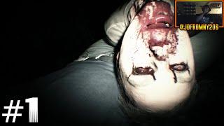 Resident Evil 7 Demo Walkthrough Gameplay Part 1 - The Beginning Hour (Resident Evil 7 Gameplay)