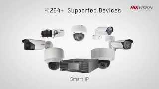 Hikvision H.264+ Solution