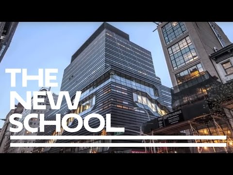 Inside The New School's University Center: Students Move In to the Dormitories
