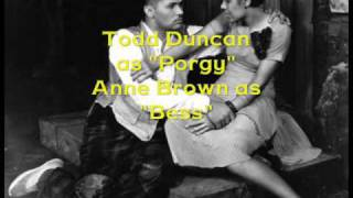 "Anne Brown ""Summertime"" from Original Porgy and Bess (1940)"
