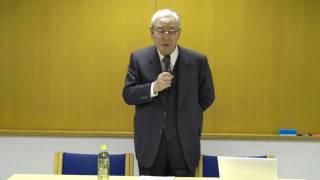 森田 実 氏1/3 「日本の未来を担う真の政治勢力とは?」ワールドフォーラム2009年2月 thumbnail